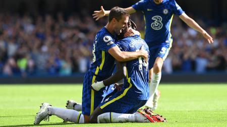 Berikut hasil pertandingan Liga Inggris, Chelsea vs Crystal Palace. Tiga hari usai menangi Piala Super Eropa, The Blues berpesta gol ke gawang The Eagles. - INDOSPORT