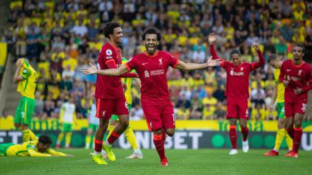 Jadwal Liga Inggris Hari Ini: Liverpool dan Manchester City Main. - INDOSPORT