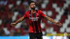 Indosport - Cetak gol pembuka di laga kontra Hellas Verona di Liga Italia, Olivier Giroud berhasil masuk ke dalam daftar predator elite yang pernah berseragam AC Milan.