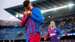 Indosport - Lionel Messi Pergi, Ronald Koeman Heran Barcelona Tampil Keren