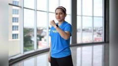 Indosport - Leani Ratri Oktila, pemain Parabadminton nomor satu dunia dari Indonesia.