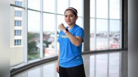 Leani Ratri Oktila, pemain Parabadminton nomor satu dunia dari Indonesia. - INDOSPORT