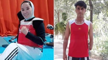 Atlet Afghanistan untuk Paralimpiade Tokyo. - INDOSPORT