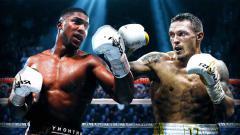 Indosport - Berikut jadwal duel tinju kelas berat antara Anthony Joshua vs Oleksandr Usyk, yang menjadi salah satu pertarungan paling sengit pada tahun 2021 akhir pekan ini
