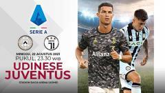Indosport - Pertandingan antara Udinese vs Juventus (Serie A Italia).