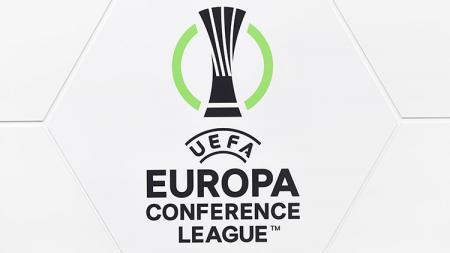 Logo Liga Konferensi Europa. - INDOSPORT