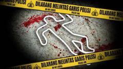 Indosport - Ilustrasi Garis Polisi