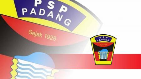 Logo klub Liga 3, PSP Padang. - INDOSPORT