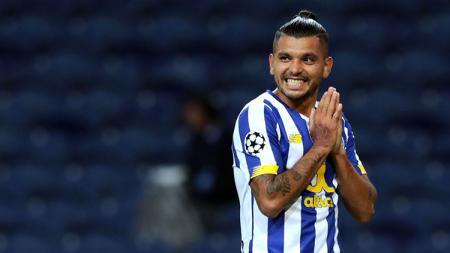 Pemain FC Porto, Jesus Corona - INDOSPORT