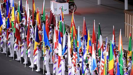 Para pemain yang berpartisipasi di Olimpiade dan Paralimpiade. - INDOSPORT