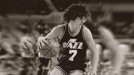Legenda basket Maerika, Pete Maravich - INDOSPORT