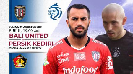 Prediksi Bali United vs Persik Kediri - INDOSPORT