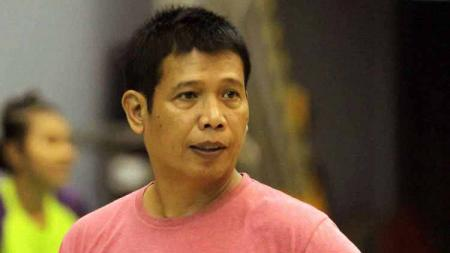 Asisten pelatih ganda putri Indonesia, Chafidz Yusuf - INDOSPORT