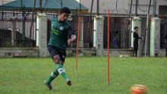 Indosport - Pemain PSMS Medan, Ilham Fathoni