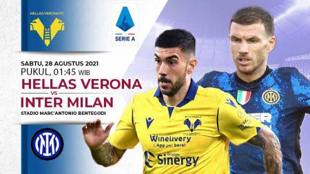 Hellas Verona vs Inter Milan - INDOSPORT