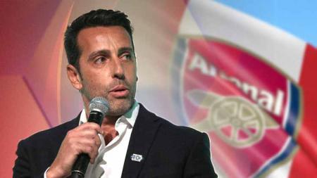 Edu Gaspar, direktur Arsenal - INDOSPORT