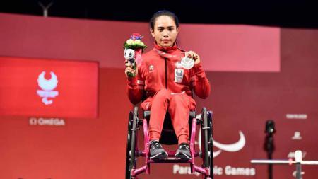 Ni Nengah Widiasih, peraih medali perak Paralimpiade Tokyo 2020. - INDOSPORT
