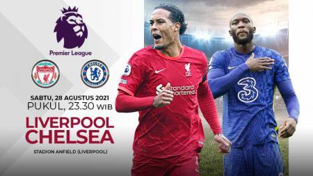 Liverpool akan menjamu Chelsea di Liga Inggris, Sabtu (28/08/21) pukul 23.30 WIB. Berikut starting XI mengerikan yang terbentuk jika kedua tim digabungkan. - INDOSPORT