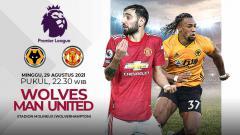Indosport - Prediksi Liga Inggris: Wolves vs Manchester United, Bidik Kemenangan Kedua.