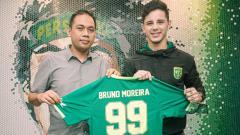 Indosport - Bruno Moreira Soares, pemain asing Persebaya