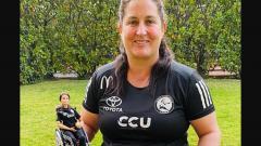 Indosport - Atlet paralimpiade asal Chile, Franisca Mardones.