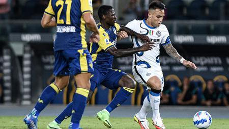 3 Rekor Fantastis Inter Milan Usai Epic Comeback dan Cukur Hellas Verona di Liga Italia - INDOSPORT