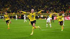 Indosport - Borussia Dortmund melanjutkan tren positif di laga kelima Bundesliga Liga Jerman saat menjamu Union Berlin.