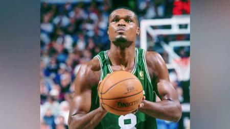 Antoine Walker, pebasket eks Boston Celtics. - INDOSPORT