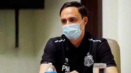 Pelatih Bhayangkara FC, Paul Munster. - INDOSPORT