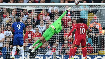 Liverpool vs Chelsea. - INDOSPORT