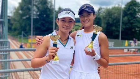 Yeon Woo Ku/Priska Madelyn Nugroho juara ITF di Austria - INDOSPORT