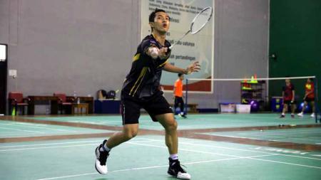 Pebulutangkis tunggal putra Indonesia, Jonatan Christie - INDOSPORT
