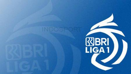 Logo Liga 1 BRI 2021 - INDOSPORT