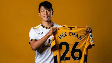 Hwang Hee-chan, bintang anyar Wolverhampton Wanderers (Wolves). - INDOSPORT
