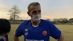 Indosport - Pelatih PSM Makassar, Milomir Seslija.