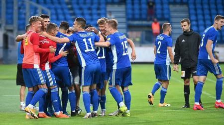 Mengenal klub FK Senica, tim peserta Liga Slovakia yang menjadi pelabuhan baru bintang Timnas Indonesia, Egy Maulana Vikri. - INDOSPORT