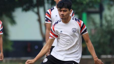 Ahmad Yani, pemain Indonesia yang direkrut klub Bosnia. - INDOSPORT