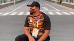 Indosport - Ziyad Zolkefli, atlet Paralimpiade Tokyo 2020 dari Malaysia