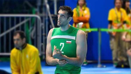 Morteza Mehrzad, Atlet Tertinggi Berpostur 246 Sentimeter - INDOSPORT