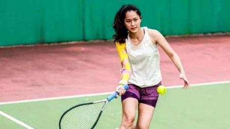Artis cantik Prisia Nasution mampu menjaga penampilannya tetap bugar untuk mendukung sederet rutinitasnya di dunia seni peran. - INDOSPORT