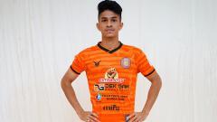 Indosport - Pemain muda Persiraja Banda Aceh, Subhan Fajri.
