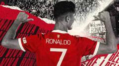 Indosport - Cristiano Ronaldo, nomor punggung 7.