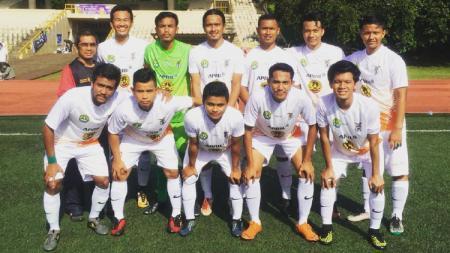 Skuat Perfisi di Liga 3 Riau - INDOSPORT