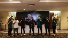 Indosport - Sponsor baru Persebaya Surabaya.