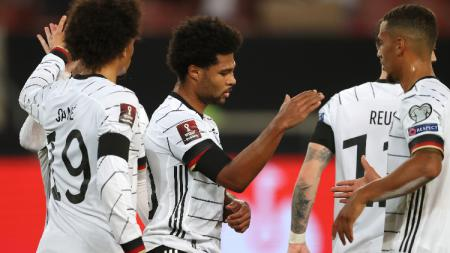 Hasil Pertandingan Jerman vs Armenia - INDOSPORT