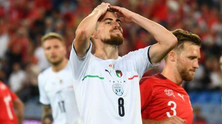 Hasil Pertandingan Swiss vs Italia - INDOSPORT