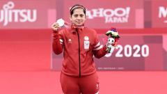 Indosport - Hingga Belasan Milyar, Leani Ratri Oktila Jadi Peraih Bonus Tertinggi