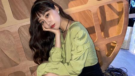 Artis K-Pop, Heo Young-ji. - INDOSPORT