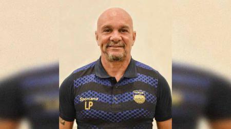 Luiz Fernando Silva Passos Pelatih penjaga gawang klub Liga 1 Persib Bandung. - INDOSPORT