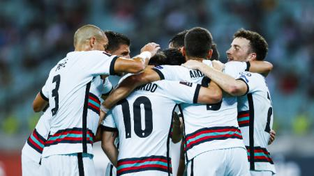 Hasil Kualifikasi Piala Dunia 2022 Azerbaijan vs Portugal: Pesta Gol Tanpa Ronaldo. - INDOSPORT